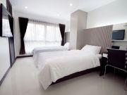 ห้องพักสุดหรู คุณภาพระดับโรงแรม บางนา เซอร์วิสด์ อพาร์ทเมนท์