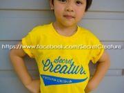 ขายปลีกเสื้อยืดลายเท่ๆ สำหรับเด็กๆวัย 3-6 ขวบ