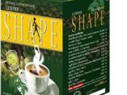 คอฟฟี่เชฟ กาแฟผสมมะรุม Coffee Shape Moringa Plus Hi-Calcium กาแฟ คอฟฟี่ เชฟผสมมะรุมหุ่นสวยเลือกได้