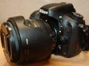 ขาย D600 Full Frame พร้อมเลนส์ 24-85 f35 48000 บาท