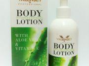 Valensey Body Lotion With Aloe Vera วาเลนซี่ บอดี้ โลชั่น วิช อโรเวล่า 250 มล