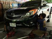 ช่วงล่างรถกระบะ Mazda by Shock Profender