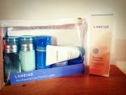 ขาย Laneige Essential Care Trial SetWater Bank EssenceEX