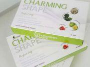 Charming Shape ผลิตภัณฑ์เสริมอาหารควบคุมน้ำหนัก ลดไขมัน ไม่โยโย่ มี อย
