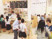 ขายเซ้งร้านขนม-กาแฟ Rose' Café อาคารจามจุรีสแควร์ ชั้น 1 ทำเลดี ติดจุฬาฯ และรถใต้ดินสามย่าน