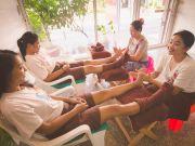 เรียนนวดพัทยา คอร์สเรียนนวดน้ำมัน สวิดิช สปาตัว นวดแผนไทย นวดไทยแก้อาการ นวดหน้า นวดเท้า สปาเท้า นวด