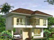 รับสร้างบ้านคุณภาพสูง แบบบ้านสองชั้น CONTEMPORARY3ห้องนอน 3ห้องน้ำ134 ตรม CO-H2-13401