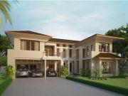 รับสร้างบ้านหรู แบบบ้านสองชั้น TROPICAL 3ห้องนอน 3ห้องน้ำ 342 ตรม TR-H2-34201