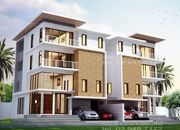 บริษัทรับสร้างบ้าน แบบบ้านสองชั้น MODERN 6ห้องนอน 5ห้องน้ำ 291 ตรม MO-H4-2910103