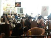 เซ้งร้าน Coffee World อาคารจามจุรีสแควร์ ชั้น 2 ด้านหลังร้านหนังสือเอเชียบุ๊คส์