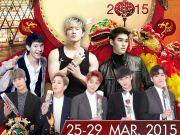 ประชาสัมพันธ์งาน Thai-Chinese Festival 2015Centralworld