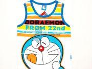 เสื้อผ้าเด็กราคาถูก - เสื้อกล้ามเด็ก ลาย โดราเอมอน DRM-2021-BU เริ่มที่ 120 บาท