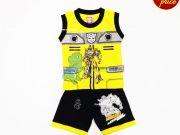 เสื้อผ้าเด็กราคาถูก - ชุดเซ็ทเด็ก Transformer TFM-306-NV เริ่มที่ 240 บาท