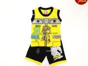 เสื้อผ้าเด็กราคาถูก - ชุดเซ็ทเด็ก Transformer TFM-306-BK เริ่มที่ 240 บาท