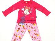 หาซื้อเสื้อผ้าเด็กอยู่หรือป่าว - ชุดนอนเด็ก ลาย Minnie Mouse MN-1779-DKPI เริ่มที่ 310 บาท