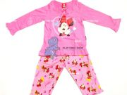 เสื้อผ้าเด็ก คุณภาพพรีเมี่ยม - ชุดนอนเด็ก ลาย Minnie Mouse MN-1779-LTPI เริ่มที่ 310 บาท