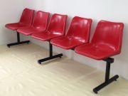 เก้าอี้โพลีแถว แบบ 6 ที่นั่งเพียง 2650 บาท ติดต่อ 0993260005