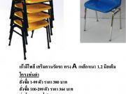เก้าอี้โพลี โครงขาเหล็ก เริ่มต้นเพียง 350 บาท สนใจโทร 0993260005 คุณเล็ก