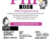 สอนเขียนโปรแกรมบนเว็บ ด้วย PHP แบบรู้ลึกรู้จริง