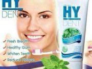 HYDENT ยาสีฟันเพื่อสุขภาพเหงือกและฟันที่ดี