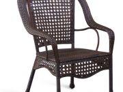 เก้าอี้บาหลี หวายเที่ยม CD-277