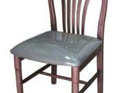 เก้าอี้ร้านอาหาร ไม้ยางพารา DPC-116