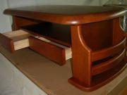 โต๊ะกลางไม้ยาง รุ่น NEW BMW-105