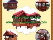 จำหน่ายบ้านน็อคดาวน์และศาลาทรงไทย