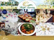 Bright Catering รับจัดเลี้ยงนอกสถานที่ บุฟเฟต์ ค็อกเทล คอฟฟี่เบรก อีเวนท์ คุณภาพเหนือราคาในงบประมาณท