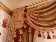 ผ้าม่าน มู่ลี่ ออกแบบติดตั้ง ม่าน วอลล์เปเปอร์ พรม ม่านม้วน ม่านปรับแสง 089-535-4998