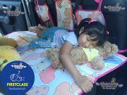 Firstclass ที่นอนในรถสำหรับเด็ก เปลี่ยนเบาะหลังรถให้เป็นเตียงนอนเคลื่อนที่