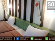 Sudyod apartment Pinklao Bangkok start 550Bathday