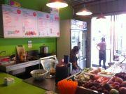 เซ้งต่อร้านกาแฟและน้ำปั่น ขายดีมาก อุปกรณ์ครบ อาคารสิรินรัตน์ ถนนพระราม 4