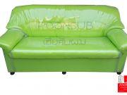 โซฟา 3ที่นั่ง สีเขียว