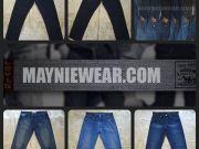 Mayniewear กางเกงยีนส์มือสอง สภาพดี สภาพสวย กางเกงยีนส์มือสอง Levis 501