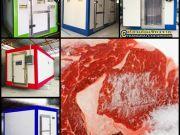 ห้องแช่เย็น ห้องแช่แข็ง สำหรับแช่เนื้อสัตว์ ผัก ผลไม้ เนื้อวัว ผลิตจำหน่ายทั่วประเทศ