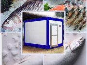 ห้องเย็นเชียงรายห้องเย็นตั้งพื้นสำเร็จรูปสำหรับแช่ ปลา