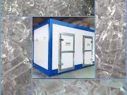 ห้องเย็นเชียงรายห้องเย็นตั้งพื้นสำเร็จรูปสำหรับแช่ น้ำแข็ง