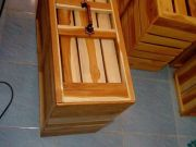 กล่องเอนกประสงค์ทำจากไม้สักเก๋ไก๋สวยงาม