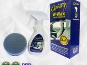 Qturf คิวเทอร์ฟน้ำยาปกป้องและบำรุงรักษาเครื่องหนัง W-Wax Maintenance Protect Leather 235 มล