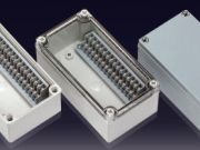 15 Poles Terminal Block Box IP66-67