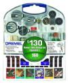 Dremel 710-02 160 Piece Accessory Kit