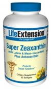 Astaxanthin 6 mg + Zeaxanthin 3.75 mg ปกป้องดวงตาและต่อต้านอนุมูลอิสระสูงสุด แบร